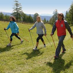 Nordic walking within everyone's reach