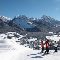 An annual destination for skiers
