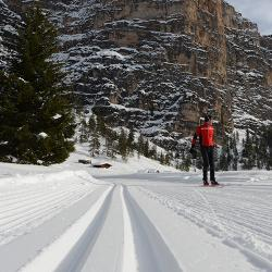 A passion for cross-country skiing